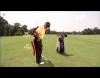 Body Posture Important for a Good Swing