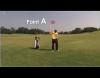 Don Illustrates the starting point of the swing